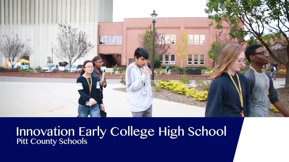 Innovation Early College High School / Homepage